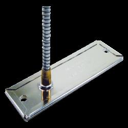 Câble en acier inoxydable sortant en ligne droite