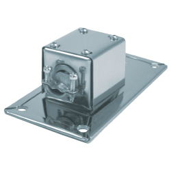 Terminal boxes with stainless steel or armored leads