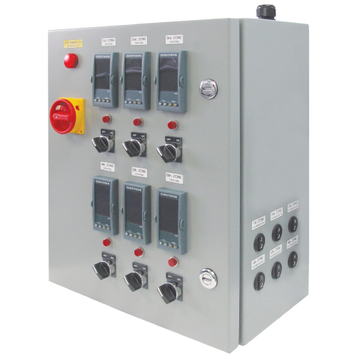 Industrial Heaters Control Panel